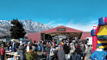 Welcome to Remarkables Market.