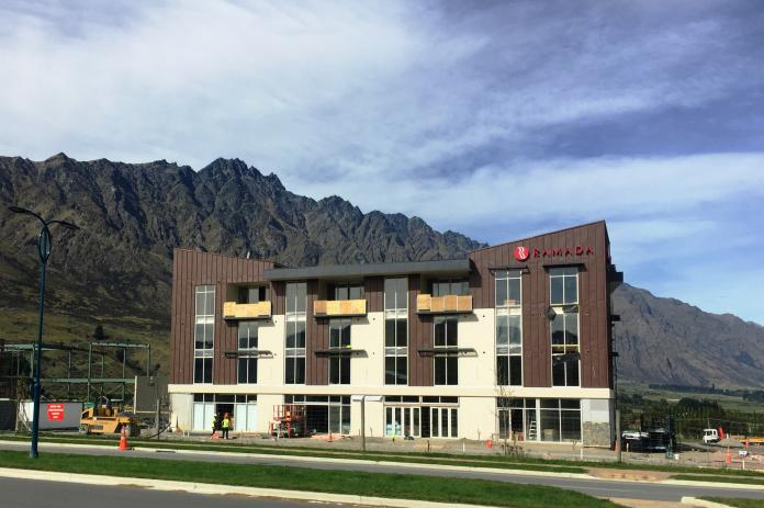 Remarkables Park welcomes world-renowned Ramada brand to Queenstown .