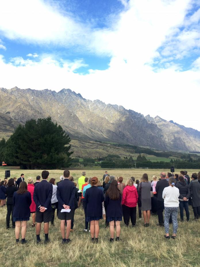 Queenstown's new High School expands development at Remarkables Park .