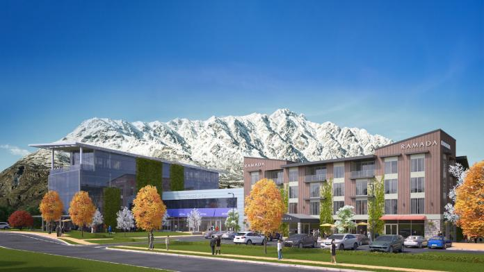 Remarkables Park is one of the next big growth areas, with two more hotels on the way.